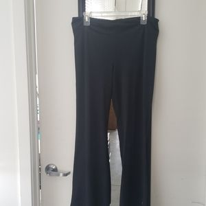 Basic Black Yoga Pants